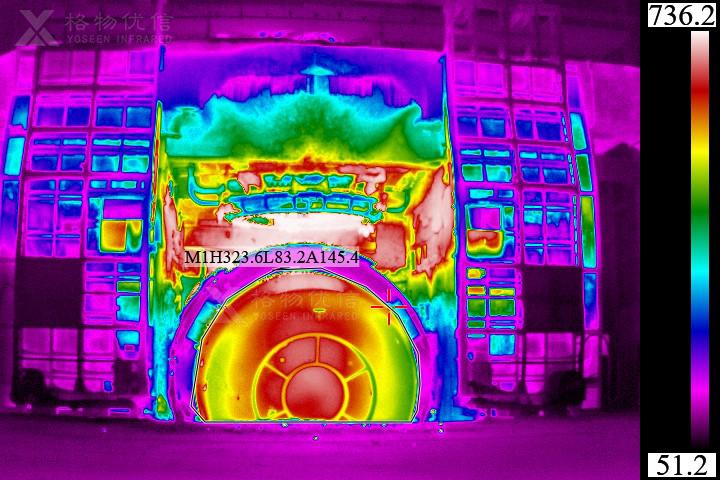 转炉下渣红外在线监测系统