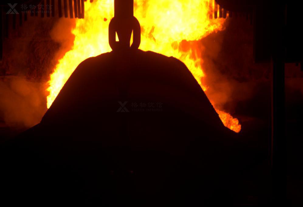 转炉炉口火焰变动监测系统