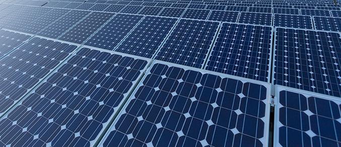 红外热像仪在太阳能光伏板检测上的应用